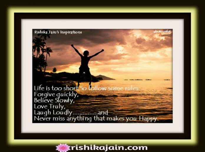 Life Quotes– Inspirational Quotes, Motivational Thoughts and Pictures