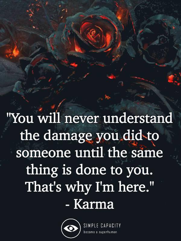 karma,Life : Inspirational Quotes, Motivational Thoughts and Pictures