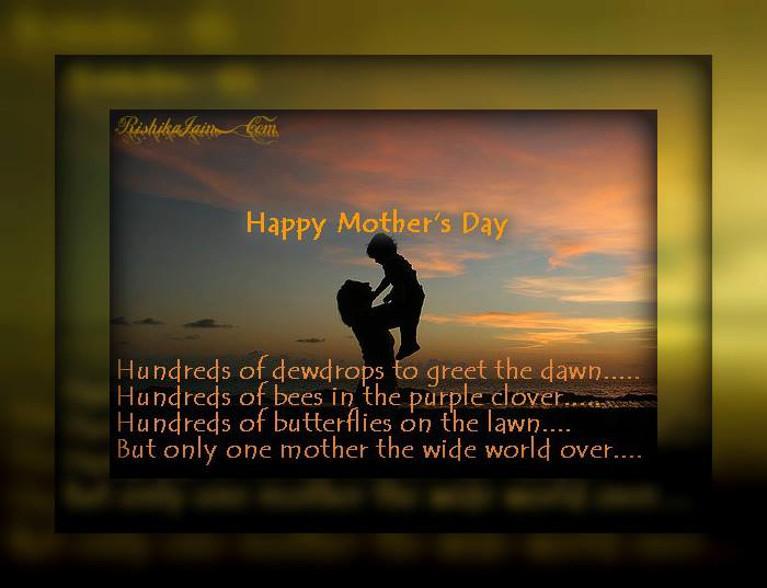 mothers day | Inspirational Quotes - Pictures - Motivational