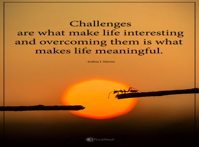 Challenges Inspirational Quotes Pictures Motivational Thoughts Adorable Quotes About Challenges