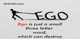 ego,Inspirational Quotes, Pictures and Motivational Thoughts.
