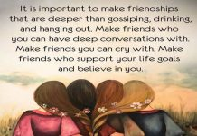 Friendship – Inspirational Quotes, Pictures and Motivational Thoughts.