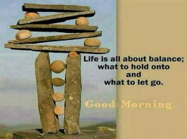 Life ,Good morning Quotes