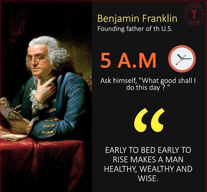 Benjamin Franklin quotes,messages