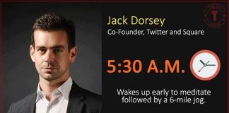 Jack Dorsey Famous Quotes( Founder of Twitter and Square )