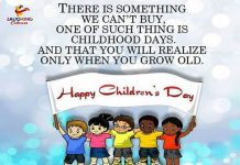 Happy Children's Day Quotes, Thoughts and Pictures