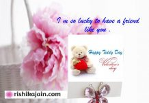 Teddy-Day whatsapp status,messages,quotes,images
