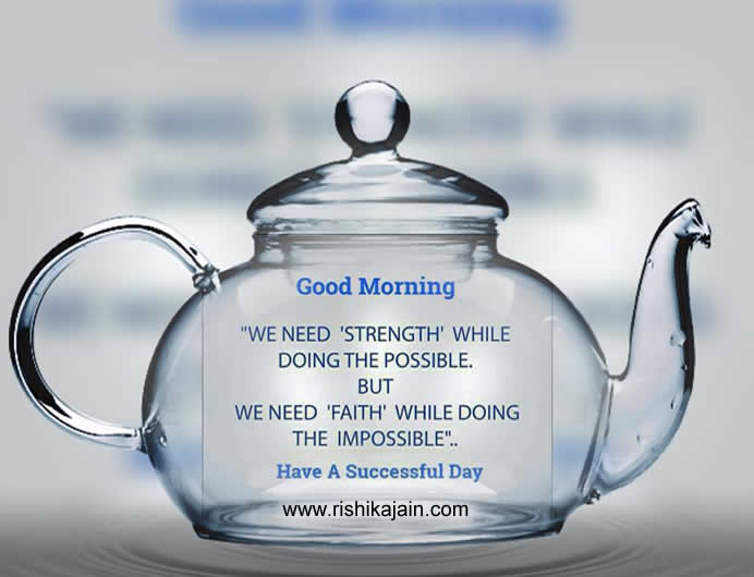 Good morning quotes and Wishes | Inspirational Quotes ...