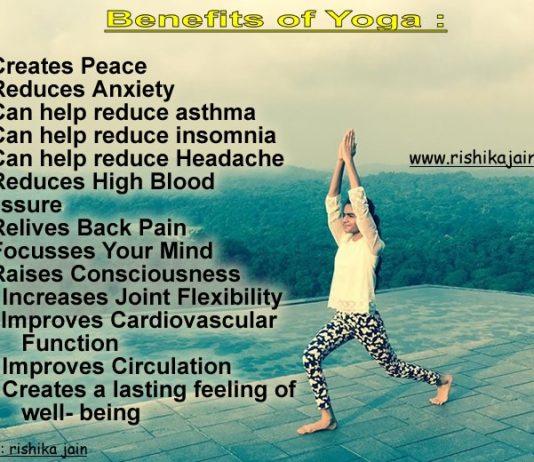 Health Benefits of Doing Yoga,yoga day,health tips