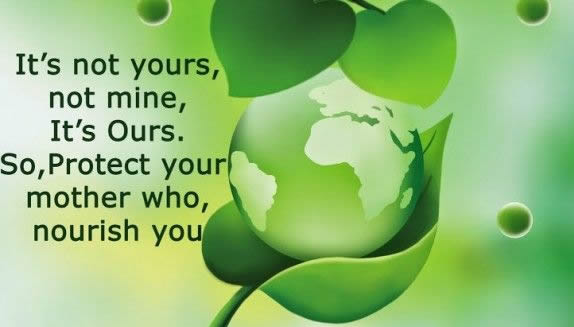 World ENVIRONMENT DAY Inspirational World Environment Day Slogans and Quotes ,Messages, Status