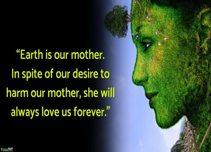 Inspirational World Environment Day Slogans ,Quotes ,Messages, Status