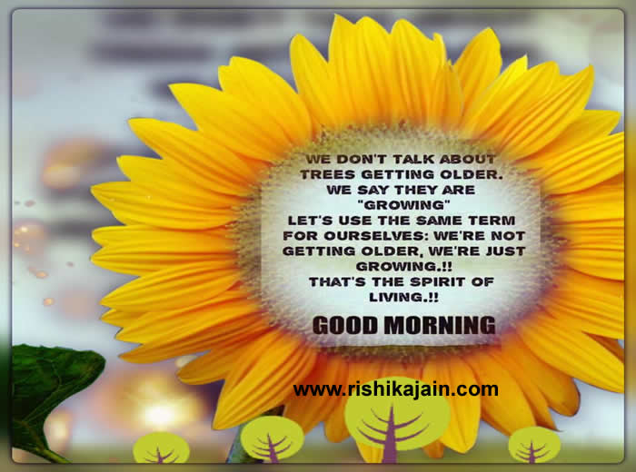 Good Morning Wishes , Inspirational Quotes, Pictures and Motivational Thoughts