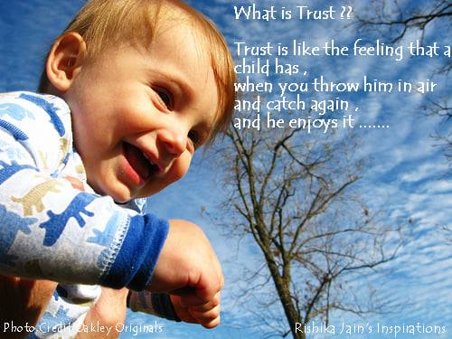 Trust, Inspirational Pictures, Motivational Quotes and Thoughts