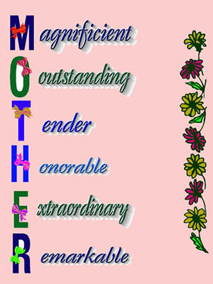 Mother's Day messages, quotes, images, cards