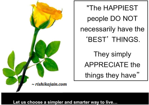 Happiness,Beautiful thoughts of life, Inspirational Quotes, Motivational Thoughts and Pictures