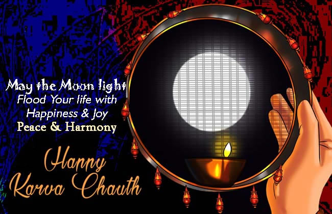 Karwa Chauth Wishes, images, quotes, WhatsApp and Facebook messages to share with family and friends