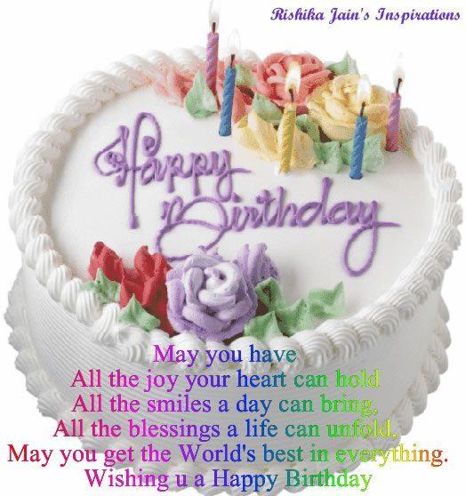 Birthday wishes , Happy Birthday