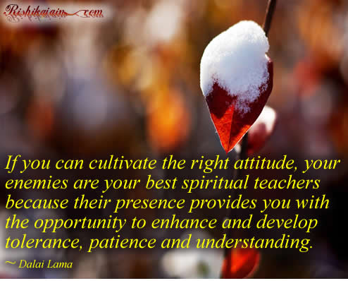 Attitude, Patience , Dalai Lama, Understanding, Quotes,  Inspirational Quotes, Pictures & Motivational Thoughts