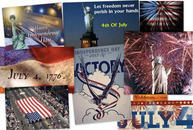 Happy Independence Day , 4th of July , America, USA, Inspirational Pictures, Quotes, Motivational Messages