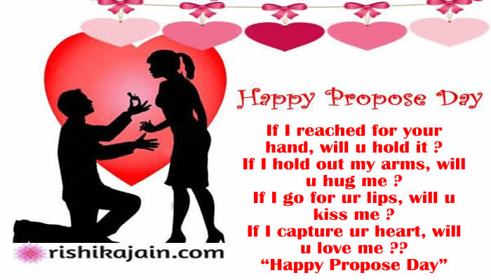 """""""Happy Propose Day cards,greetings,wishes,messages,quotes,thoughts,sms"""