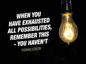 Thomas Edison Possibilities 300x225 - Toàn bộ về cách xây dựng câu trong IELTS writing