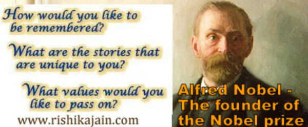 Short Story Of Alfred Nobel,Inspirational story