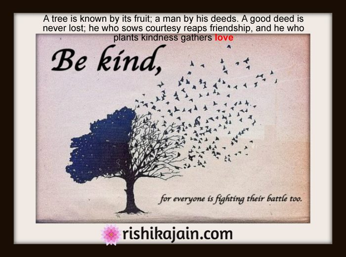 whatsapp status,Kindness / Nice Quotes – Inspirational Quotes, Pictures and Motivational Thought