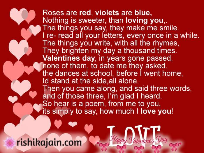 Best Valentine's Day images latest whats-app messages,status,quotes,romantic poems,cards