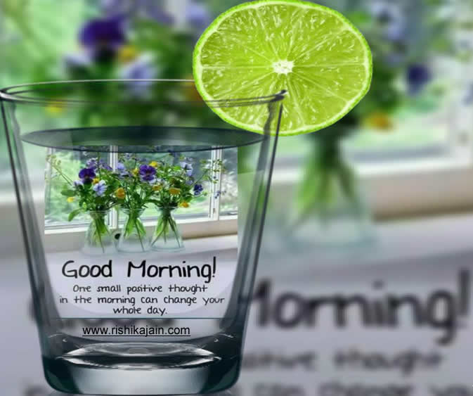 Good morning ~ Inspirational Quotes, Motivational Pictures and Wonderful Thoughts.