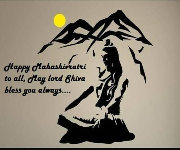 Maha-Shivaratri quotes,images,greetings