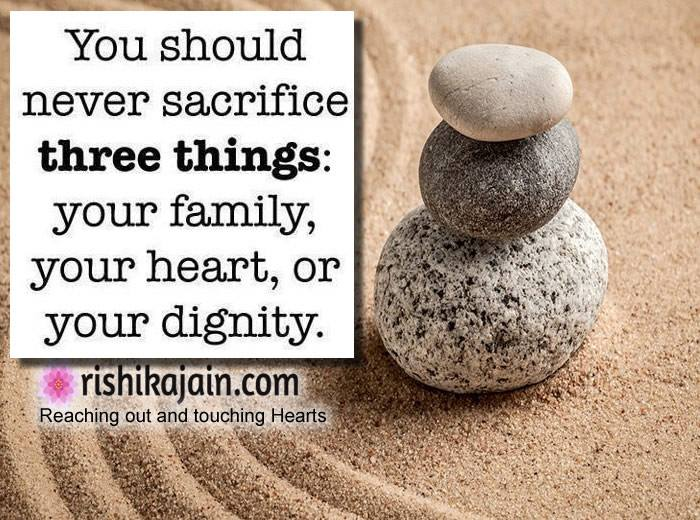 dignity,family,heart,Inspirational Quotes, Motivational Quotes and Pictures