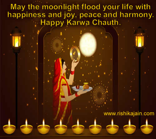 Happy Karwa Chauth Wishes, Quotes, Messages, & Whatsapp status,Greetings