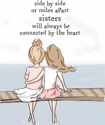 Sister QuotesInspirational Quotes, Motivational Thoughts and Pictures