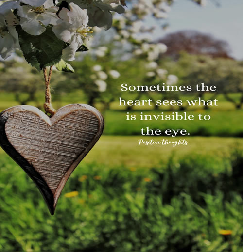 Heart Quotes: Inspirational Quotes, Motivational Thoughts and Pictures